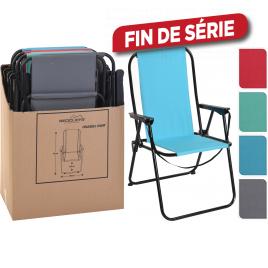 Chaise de camping pliable Unico