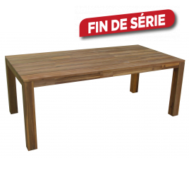 Table de jardin Casson 200 x 100 x 75cm