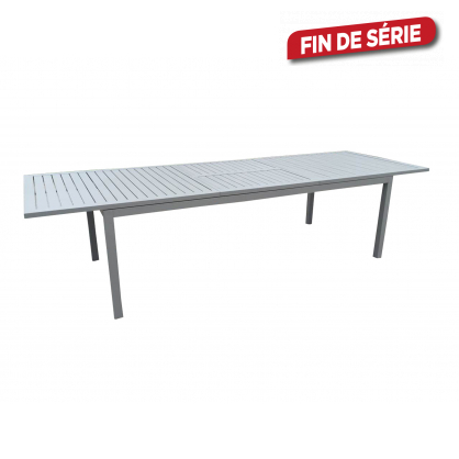 table de jardin sullia 220 300 x 100 x 75 cm. Black Bedroom Furniture Sets. Home Design Ideas