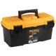 Boîte à outils à fermetures plastiques 41 x 20,9 x 19,5 cm PEREL