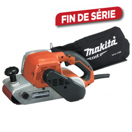 Ponceuse à bande électrique M9400 940 W MAKITA MT