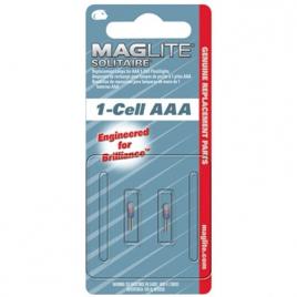 Ampoule pour torche 2 pièces MAGLITE - 1 Cell AAA