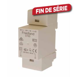 Transformateur pour sonnette 12 V
