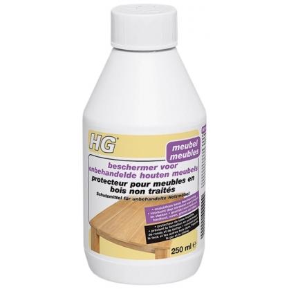 Protecteur pour meubles en bois non traités 0,25 L HG