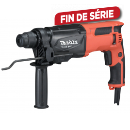 Marteau perforateur SDS+ électrique M8701 800 W MAKITA MT