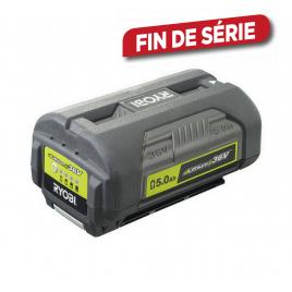 Batterie Lithium+ 5 Ah BPL3650D 36 V RYOBI
