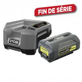 Batterie Lithium+ 4 Ah avec chargeur RBPK3640D5A 36 V RYOBI
