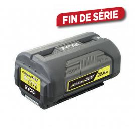 Batterie Lithium+ 2,6 Ah BPL3626D 36 V RYOBI