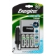 Chargeur 1 heure 4 piles AA ENERGIZER