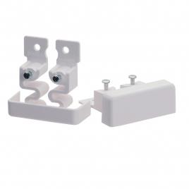 DLP embout LEGRAND - Blanc - 32 x 12,5 mm
