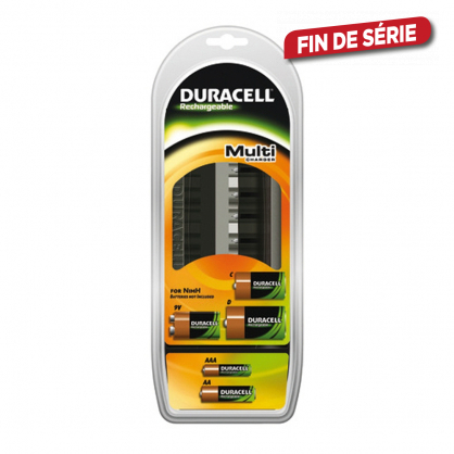 Chargeur Multi Hi Speed DURACELL