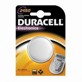 Pile bouton au lithium 2450 DURACELL