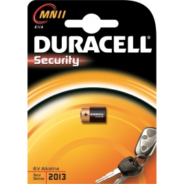 Pile alcaline MN11 DURACELL