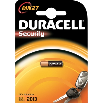 Pile alcaline MN27 DURACELL