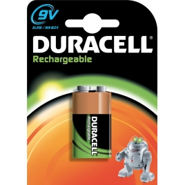 Pile rechargeable Ultra 9V DURACELL