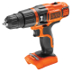 Perceuse à percussion sur batterie BDCH188N-XJ 18 V BLACK+DECKER