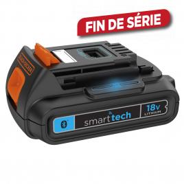 Batterie Li-Ion SmartTech 18 V BLACK+DECKER