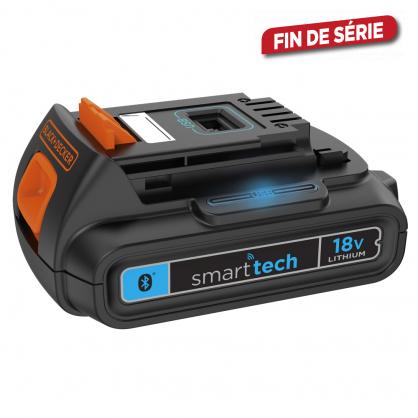 Batterie Li-Ion 18 V BLACK+DECKER