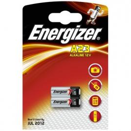 Pile alcaline ENERGIZER - A23 12V (2 pièces)