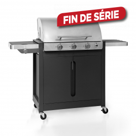 Barbecue au gaz Brahma 4.2 Inox BARBECOOK