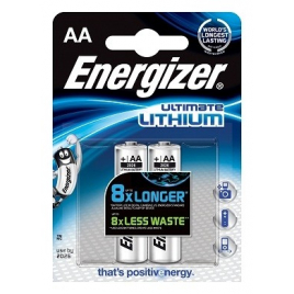 Pile Ultimate Lithium ENERGIZER