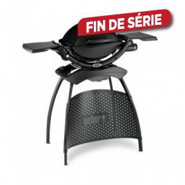 Barbecue au gaz Q 1200 avec stand WEBER