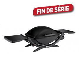 Barbecue gaz Q 2000 noir WEBER