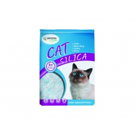 Litière pour chat Silica 5 L