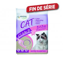 Litière pour chat Clump Babypowder 15 kg