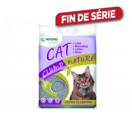 Litière pour chat Clump Nature 15 kg