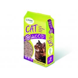 Litière pour chat Wood 15 L