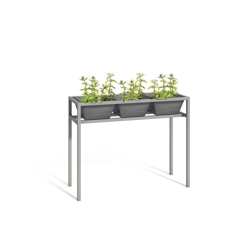 table pour plantes aromatiques berlin. Black Bedroom Furniture Sets. Home Design Ideas