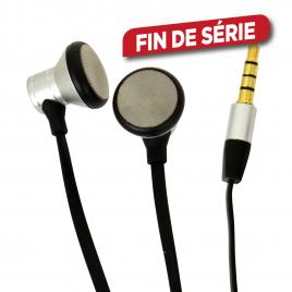 Kit d'écouteurs avec microphone