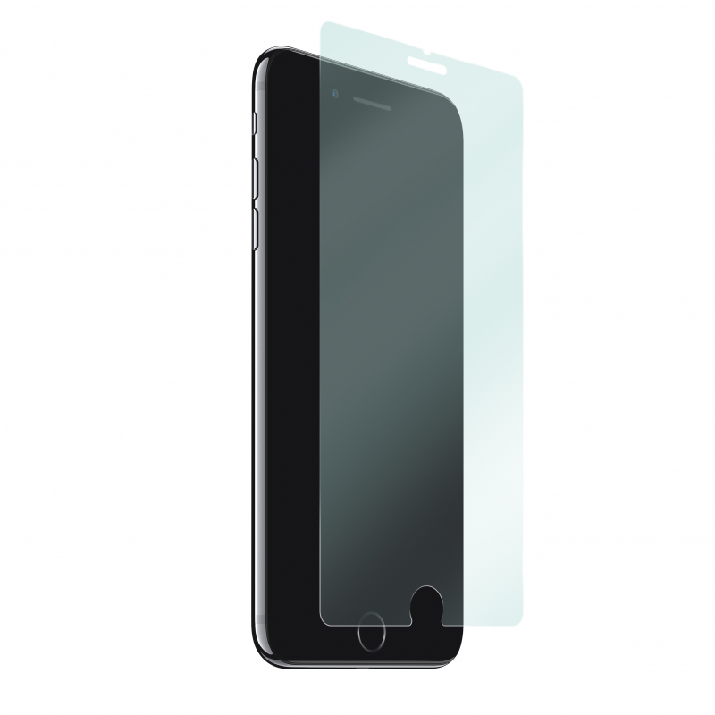 protection d 39 cran iphone en verre tremp. Black Bedroom Furniture Sets. Home Design Ideas