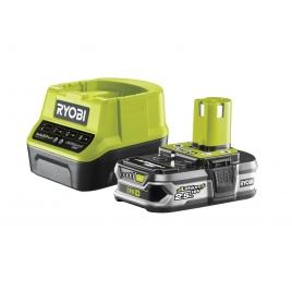 Batterie One+ 18 V 2,5 Ah avec chargeur RC18120-125 RYOBI