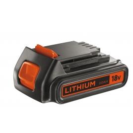 Batterie Li-Ion 2 Ah BL2018-XJ 18 V BLACK+DECKER