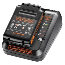 Batterie Li-Ion 18 V 1,5 Ah avec chargeur BLACK+DECKER