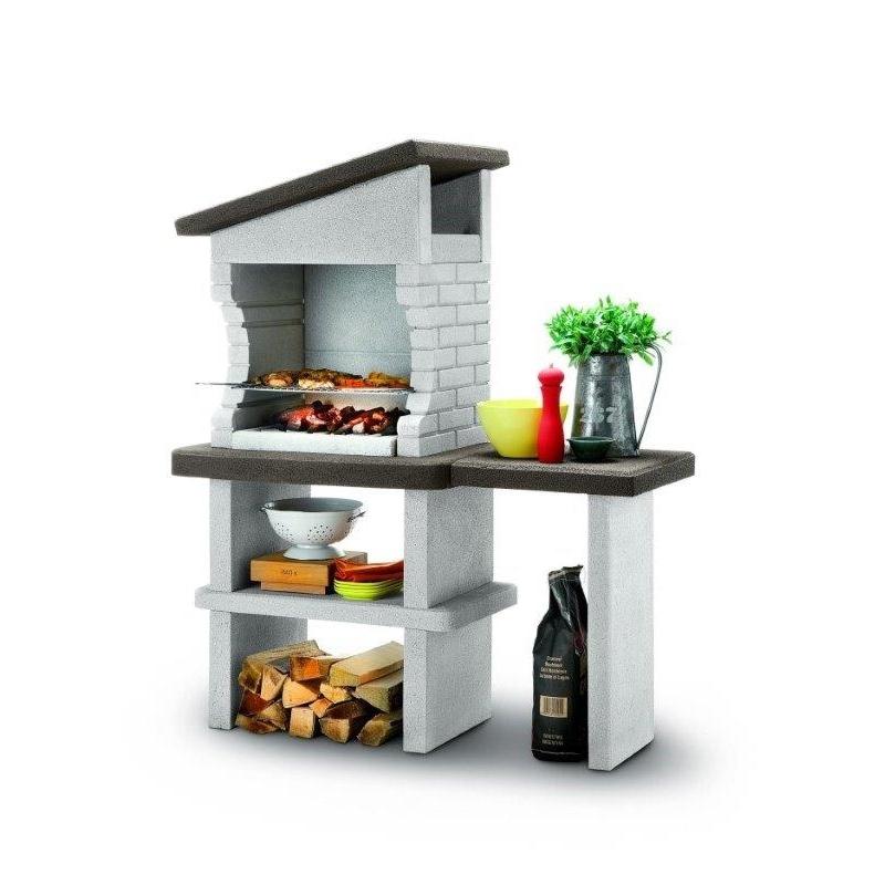 barbecue b ton roma. Black Bedroom Furniture Sets. Home Design Ideas