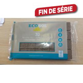 Allume feu Ecosol - 32 pièces