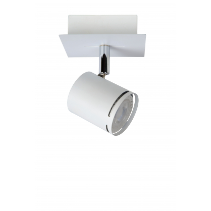 Spot LED Rilou GU10 4,5W 340 lm dimmable blanc chaud LUCIDE