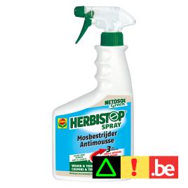 Anti-mousse Herbistop Spray prêt à l'emploi 0,75 L COMPO