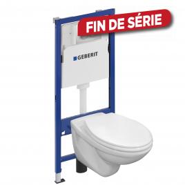 Pack WC à encastrer Arto GEBERIT