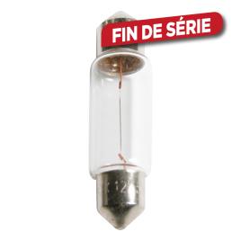Ampoule à incandescence C5W SV8 2 pièces
