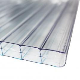 Plaque transparente Sunlite en polycarbonate 1,05 m