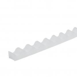 Bande d'isolation pour toiture 32/9 10 pièces