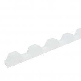 Bande d'isolation pour toiture Greca 76/18 10 pièces