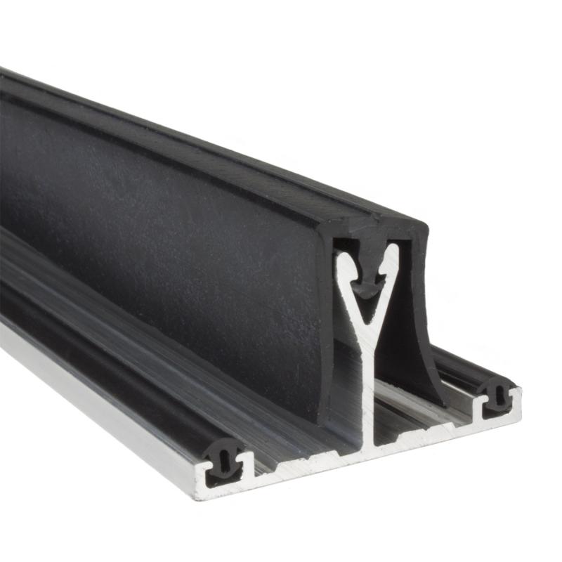 jonction pour plaque en polycarbonate. Black Bedroom Furniture Sets. Home Design Ideas