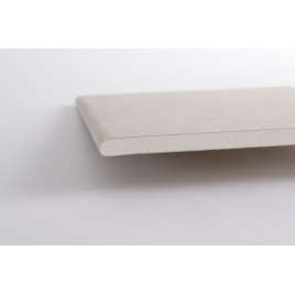 Plaque de plâtre Stuc 200 x 40 x 0,95 cm KNAUF