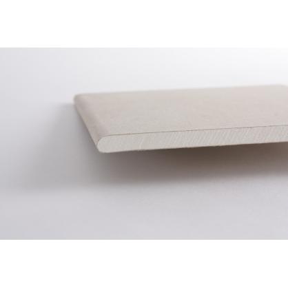 Plaque de plâtre Stuc 200 x 40 x 1 cm KNAUF