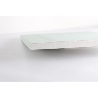 Plaque de plâtre hydrofuge 13 AK 260 x 120 x 1,3 cm KNAUF